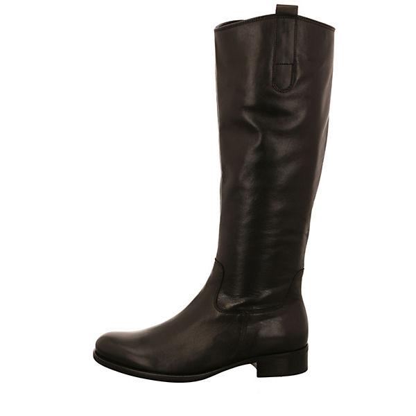 Gabor Klassische Stiefel schwarz  Gute Qualität beliebte Schuhe