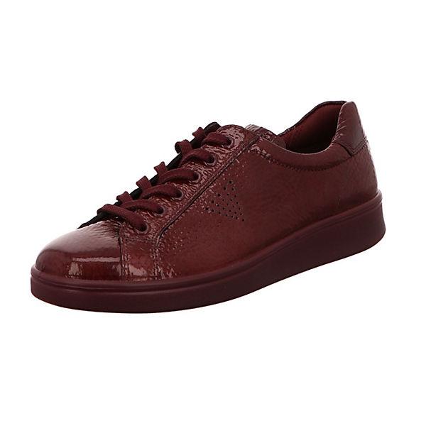rot Sneakers ecco Sneakers Low Low rot Sneakers ecco Low ecco zwqxCTP