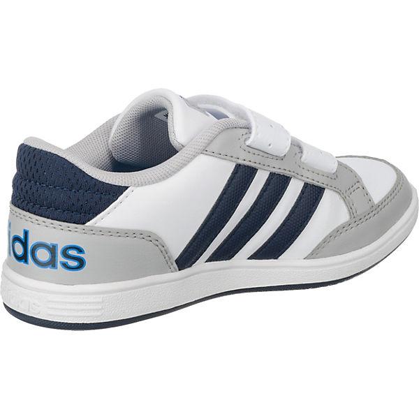 adidas NEO Kinder Sneakers HOOPS CMF C weiß