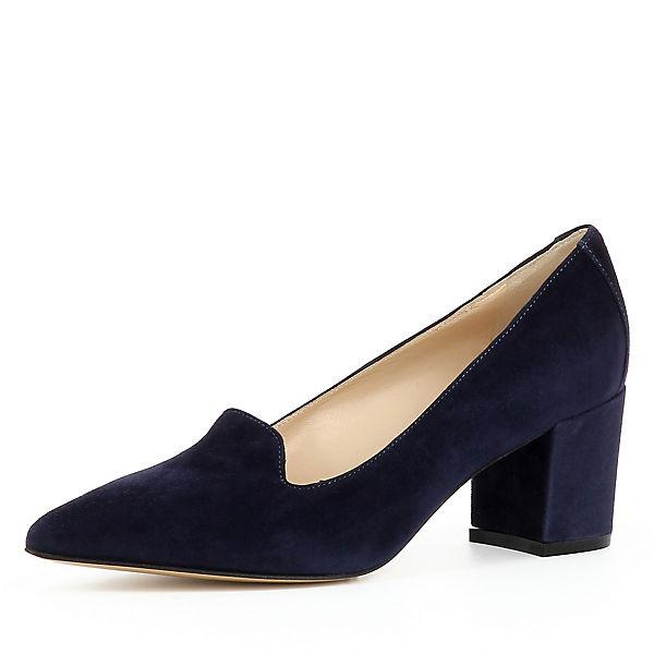 Evita Shoes ROMINA Klassische Pumps dunkelblau
