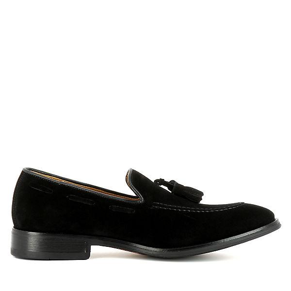 Evita Evita Evita Shoes, STEFANO Loafers, schwarz   6c3ecd