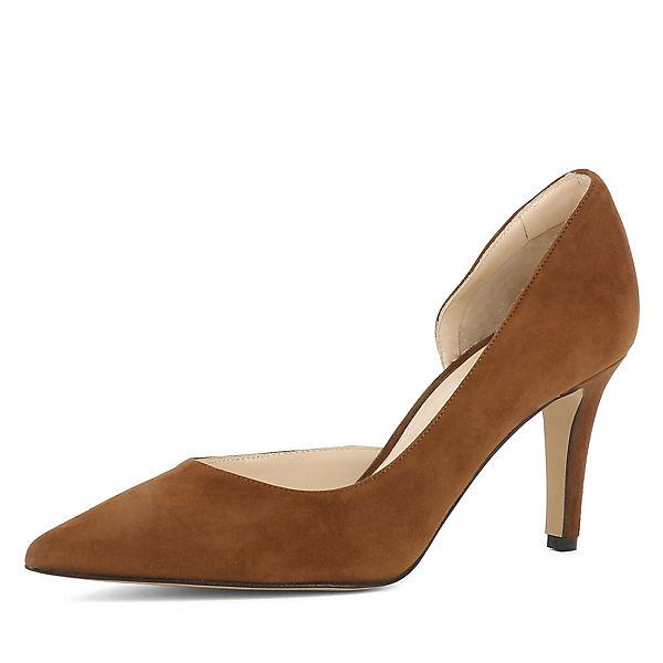 braun JESSICA Shoes Evita Klassische Pumps H1WU6nxqI