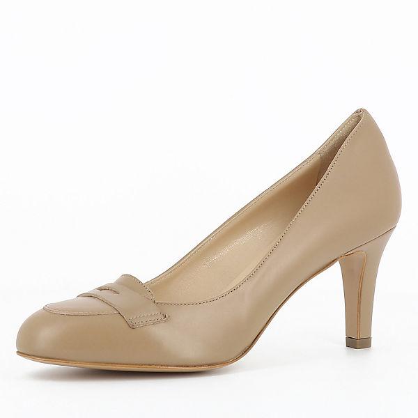 Evita Shoes, BIANCA Qualität Loafer-Pumps, beige  Gute Qualität BIANCA beliebte Schuhe f88da7