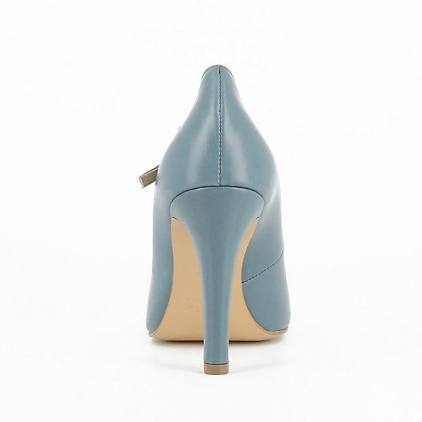 Evita Shoes, CRISTINA Spangenpumps, beliebte hellblau  Gute Qualität beliebte Spangenpumps, Schuhe 2eb6e7