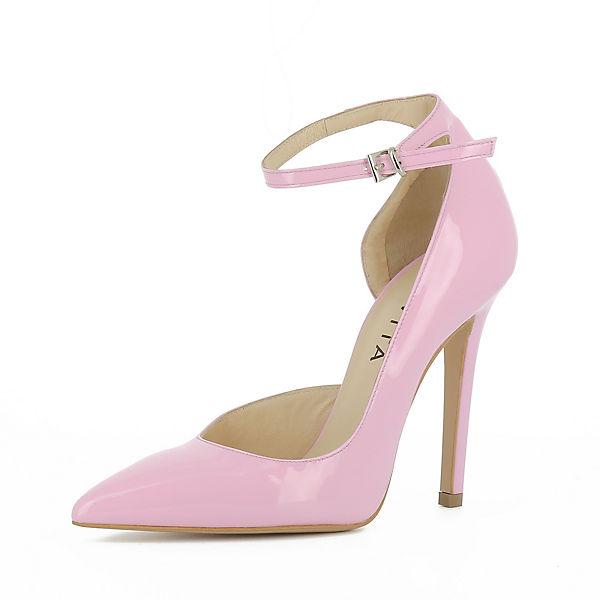 Evita Shoes, LISA Spangenpumps, beliebte rosa  Gute Qualität beliebte Spangenpumps, Schuhe 8eeee0
