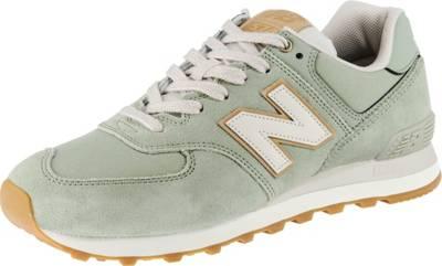 new balance, ML574 D Sneakers, grün | mirapodo