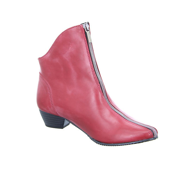 Double Boots Ankle WF 46982 rot You aS0xrwa