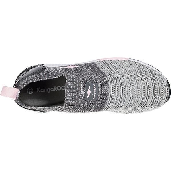 grau kombi Low Low Sneakers Sneakers kombi KangaROOS grau KangaROOS Sneakers KangaROOS fwdTqZf