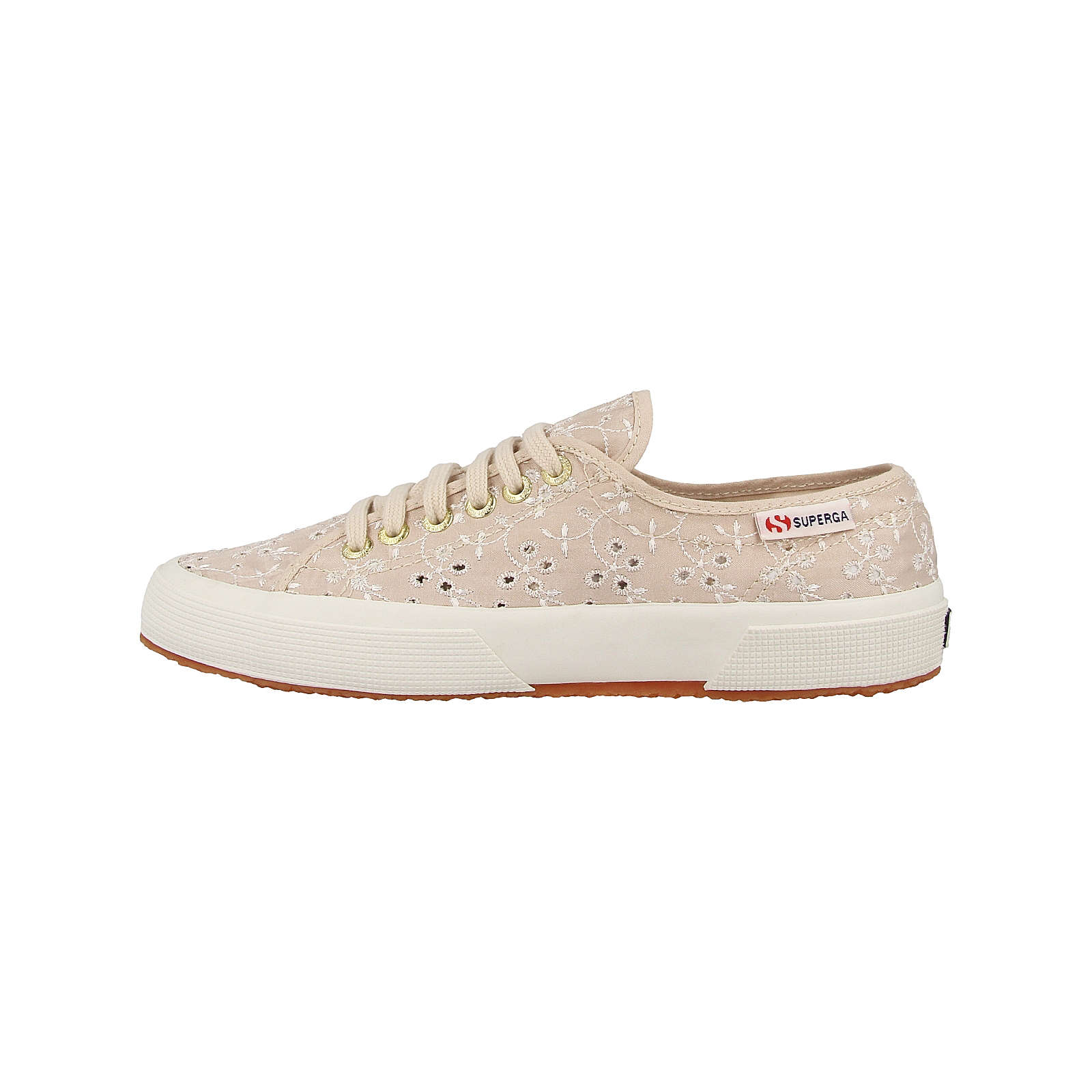 Superga® Sneakers Low Sangallo beige Damen Gr. 38