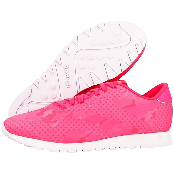 Reebok, Sneakers Low Nylon Jacquard, pink  Gute Qualität Qualität Qualität beliebte Schuhe 90876d