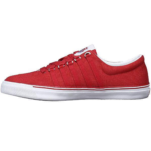 Rot Low Surf´n Turf Sneakers K swiss Og 0wnmN8v