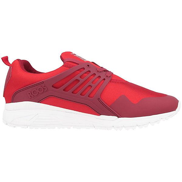 KangaROOS, Sneakers Low Low Low Runaway ROOS 006, rot  Gute Qualität beliebte Schuhe 585948