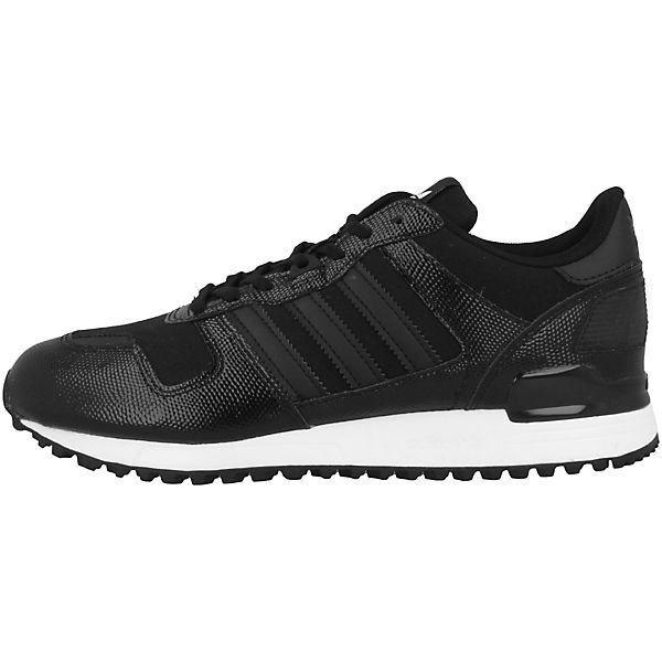 schwarz adidas Low Originals ZX Sneakers 700 rrvWXx
