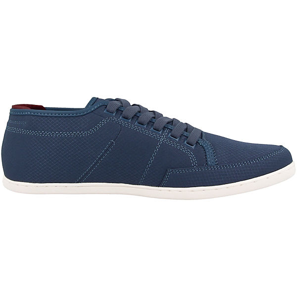 Nylon Boxfresh® SH blau Ripstop Sparko Low Sneakers 7qqZAPO