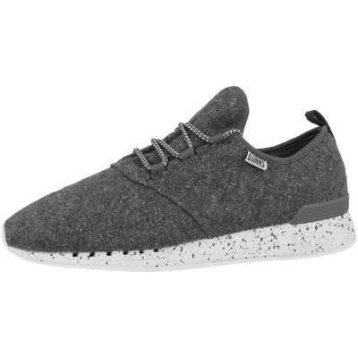 White DJINNS Trainers Mens Shoes MocLau Conline Lace Up