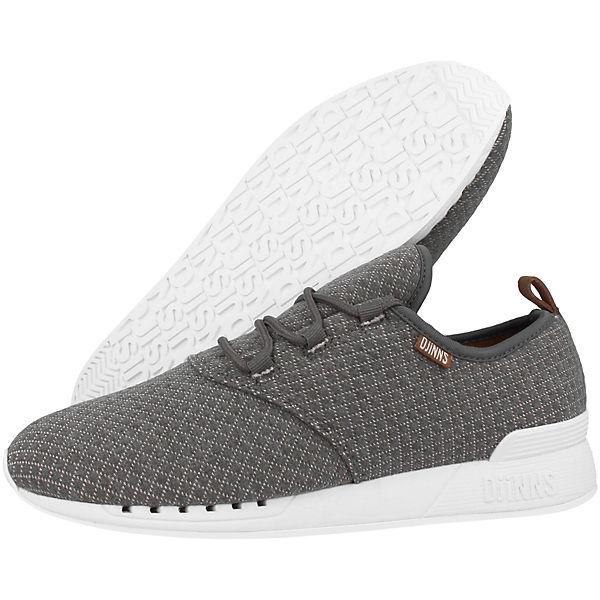 DJINN´S, Sneakers Low Low Low Moc Lau Mini Padded, grau  Gute Qualität beliebte Schuhe fd57d8
