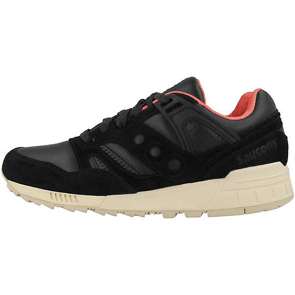Low Saucony SD schwarz Grid Sneakers wTqx5ATZ