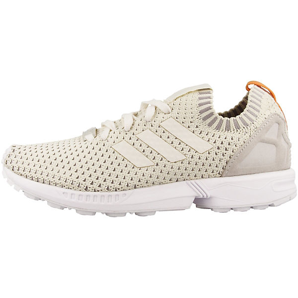 Primeknit adidas Flux ZX Low Sneakers Originals creme 0qw1O