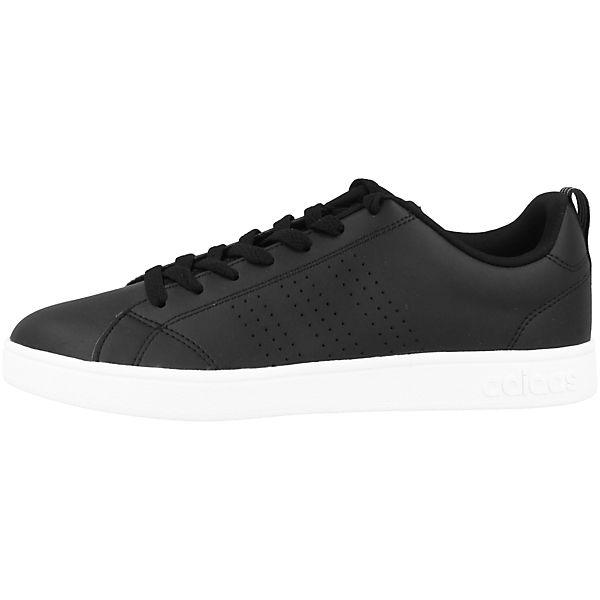 adidas Sneakers schwarz Advantage NEO W Low CL F1rF8qB
