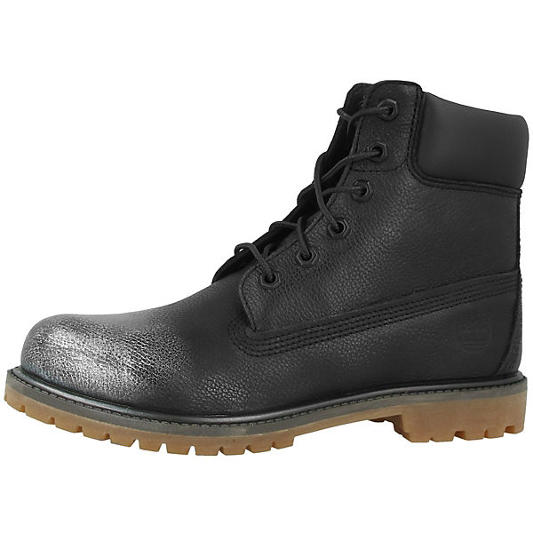 Timberland Stiefeletten Kaltfutter Boots 6 Inch Premium schwarz