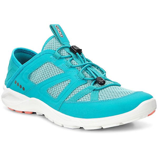 ecco Low Ladies blau Sneakers Terracruise XqaUwxBq