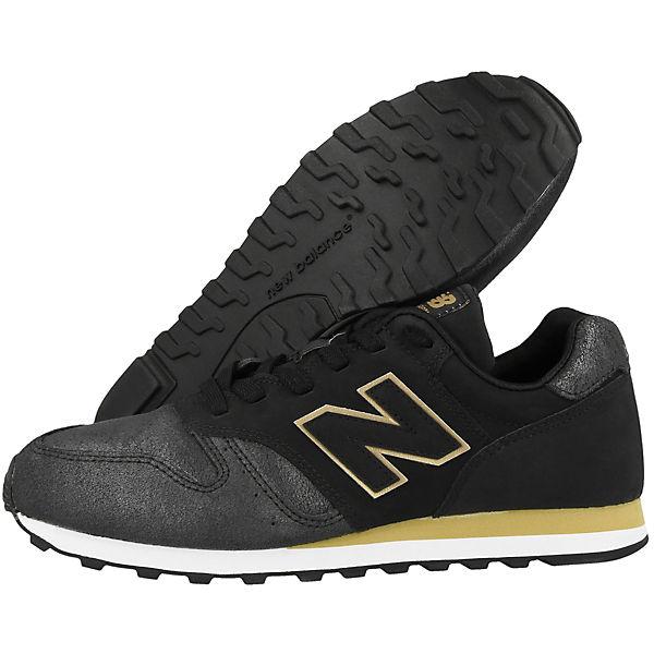 new balance, schwarz Sneakers Low WL 373, schwarz balance,  Gute Qualität beliebte Schuhe c63d22