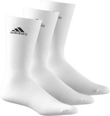 adidas Performance, Kinder Socken 3er Pack PRE CREW T, weiß