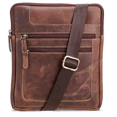 Ledertasche Thuras Messenger Bag (leder)