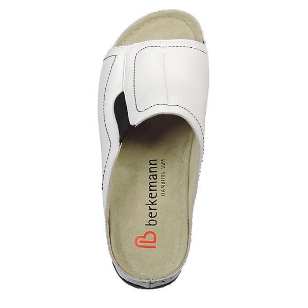 berkemann, Pantoletten, Gute weiß  Gute Pantoletten, Qualität beliebte Schuhe d70d65