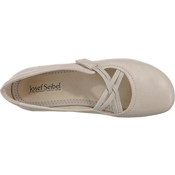 Josef Seibel, Riemchenballerinas, Fiona 39 Riemchenballerinas, Seibel, creme   d89ac3