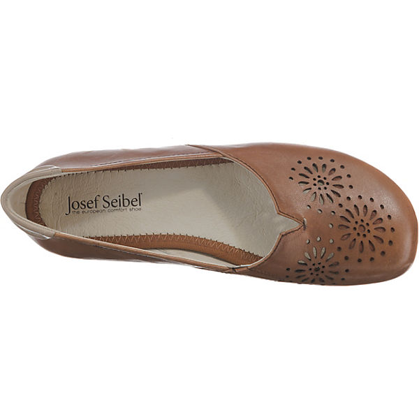 Josef Seibel, Fiona 45  Klassische Ballerinas, braun  45  910b8c