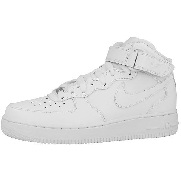 Sneakers Low Air Force 1 MID '07 Leather