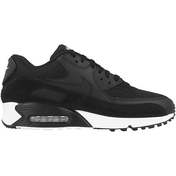 Nike Sportswear Sneakers Low Air Max 90 Essential schwarz