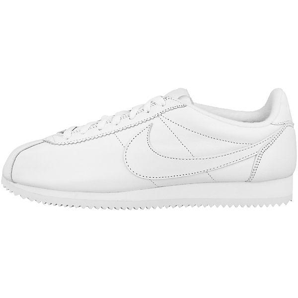 Sneakers Premium Cortez weiß Nike Low Sportswear Classic Uqx5qTH6