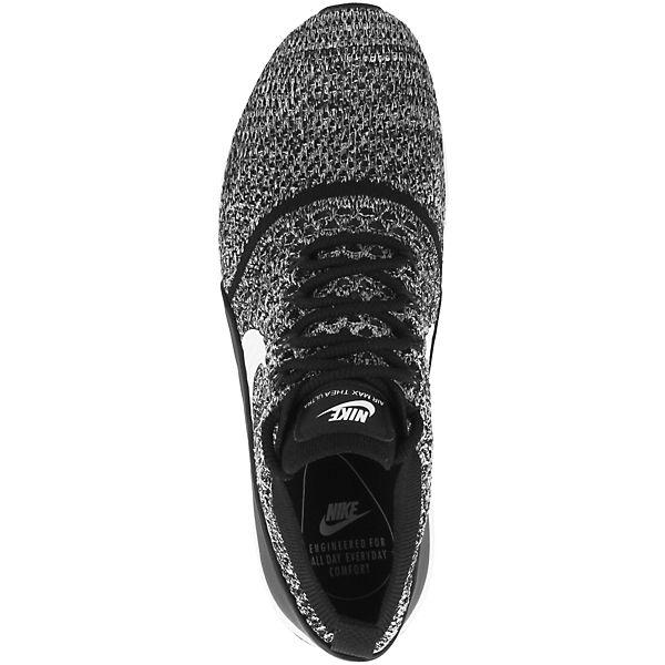 Nike Sportswear, Sneakers Low Air Max Thea Ultra Flyknit, schwarz