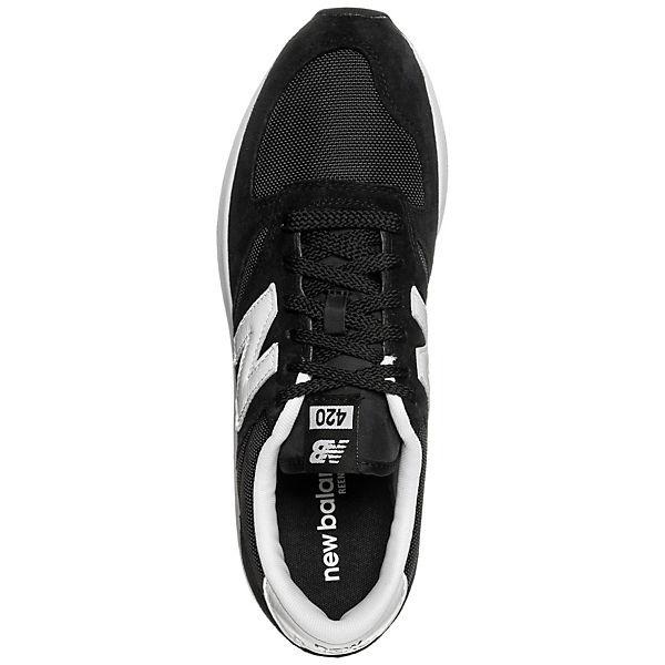 new balance MRL420-SZ-D Sneakers Low schwarz/weiß