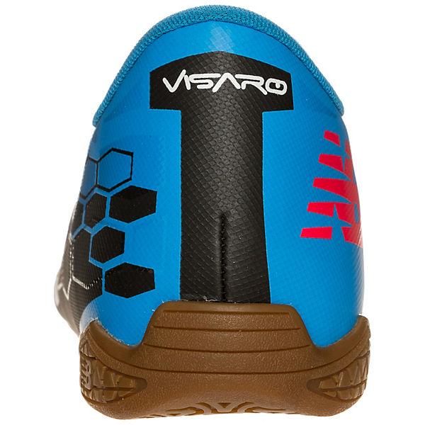 new balance, Visaro 2.0 Control IN Fußballschuhe, schwarz