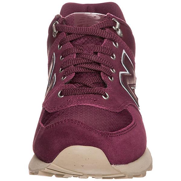 new balance ML574-PKR-D Sneakers Low bordeaux