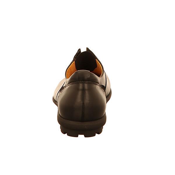 Think!, Klassische Slipper, schwarz Gute Qualität beliebte beliebte beliebte Schuhe 193b44