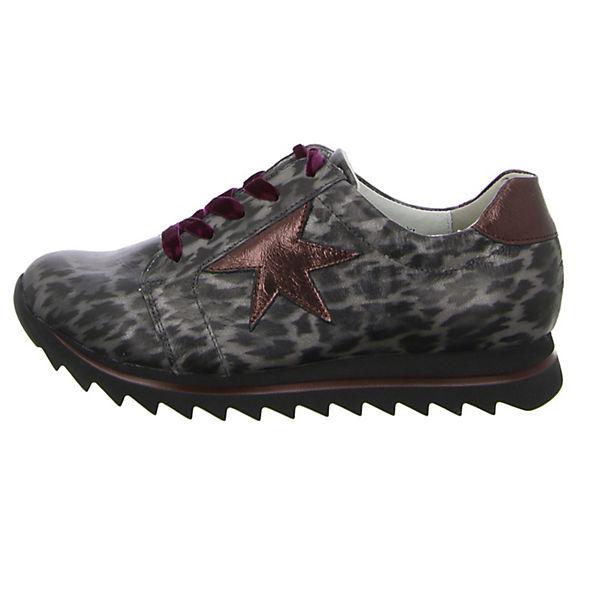 WALDLÄUFER, Schnürschuhe, grau  Gute Qualität beliebte Schuhe
