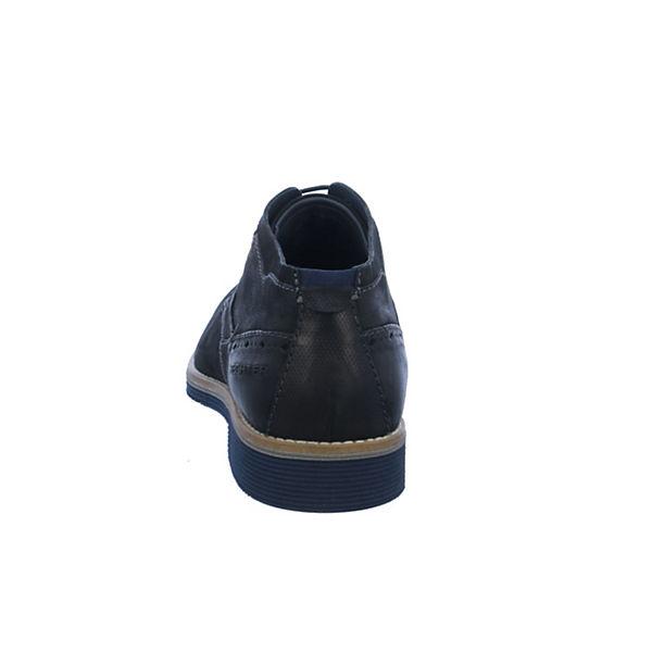 DANIEL HECHTER, Schnürschuhe, schwarz  Schuhe Gute Qualität beliebte Schuhe  e3a838