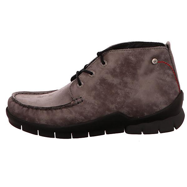Wolky Schnürschuhe grau  Gute Qualität beliebte Schuhe