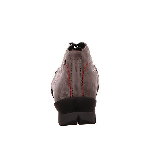 Wolky Schnürschuhe grau Qualität  Gute Qualität grau beliebte Schuhe d3dfdc