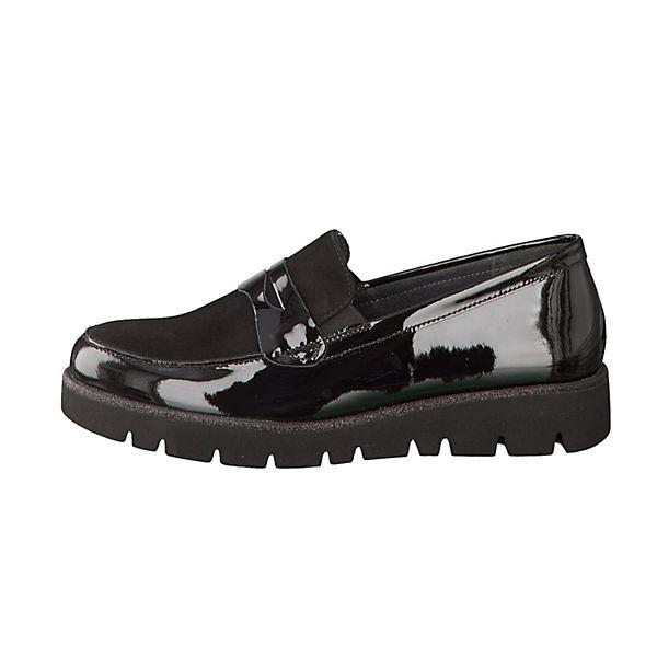 Gabor Mokassins schwarz  Gute Qualität beliebte Schuhe