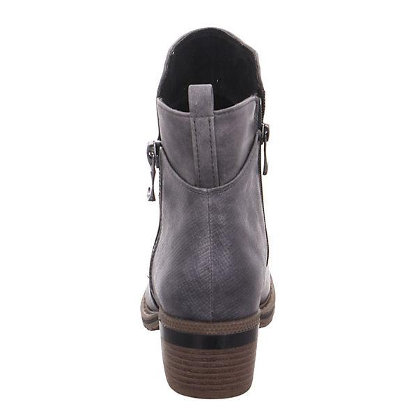 MARCO  TOZZI, Westernstiefeletten, grau  MARCO Gute Qualität beliebte Schuhe 482014