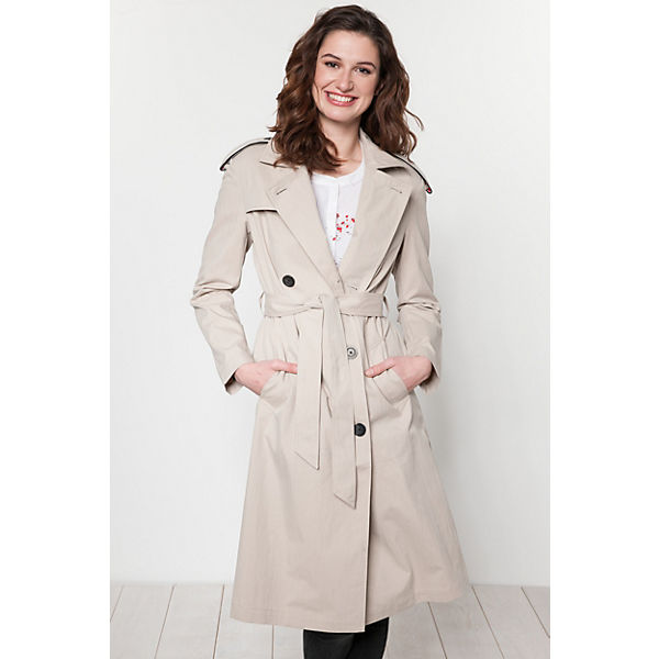 beige JEANS JEANS beige Trenchcoat TOMMY TOMMY TOMMY JEANS Trenchcoat 8dqFFw