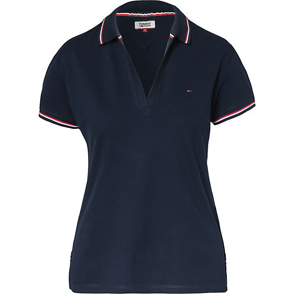 TOMMY dunkelblau Poloshirt JEANS JEANS TOMMY TOMMY dunkelblau JEANS Poloshirt TOMMY Poloshirt JEANS dunkelblau Poloshirt 5qvFA