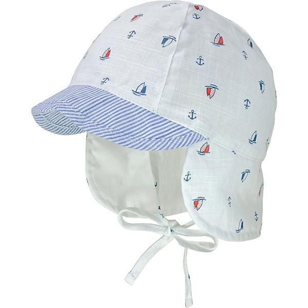 Gedanken an Original kaufen kommt an MaxiMo, Baby Sonnenhut mit Nackenschutz zum Binden für ...