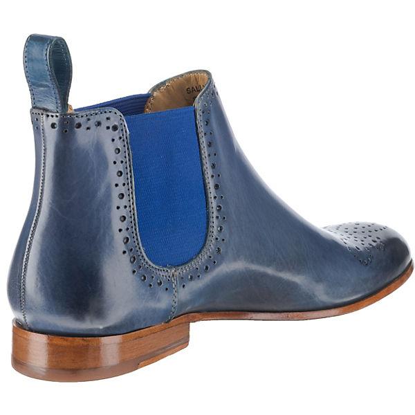 16 blau Sally kombi amp; Stiefeletten MELVIN HAMILTON Klassische vnWA4n6p