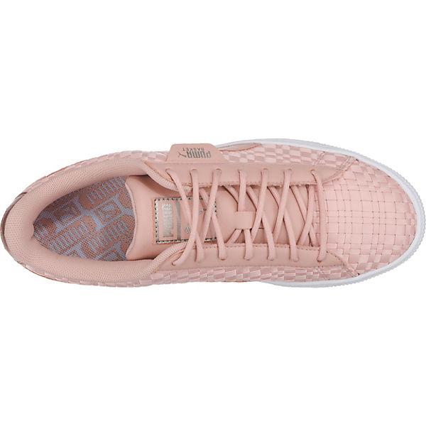 Rosa Ep Sneakers Satin Puma Basket qwgxUzcI